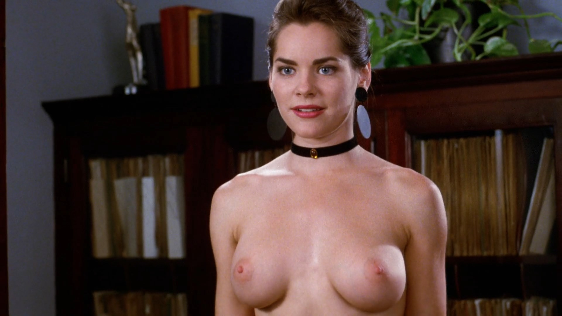 Athena massey nude clip